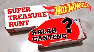 SUPER TREASURE HUNT KALAH! INILAH DIECAST IDAMAN PX HOBBIES
