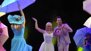 00591 Шоу балет Аллы Духовой TODES Колпино 01 12 2017 Тамара Павлова