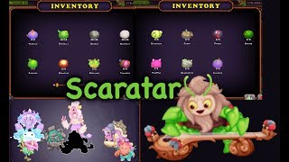 OMG!! Love Scaratar💚!! Our newest & 7th Celestial monster!!