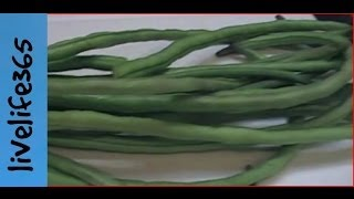 Why Eat Green Beans?