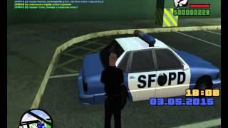 Advance-RP Chocolate | SFPD .Заправка авто.[1/2]