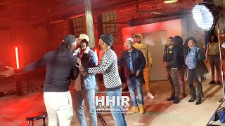 CASSIDY VS HITMAN HOLLA WILDEST FACE OFF EVER!!!