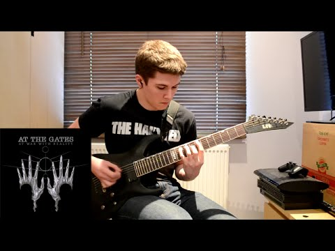 At The Gates - At War With Reality Guitar Cover (HD)