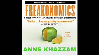 The Freakonomics Podcast: a Summary of Chapter 2
