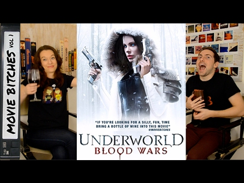 """Underworld: Blood Wars"" Movie Review - MovieBitches Ep 136"
