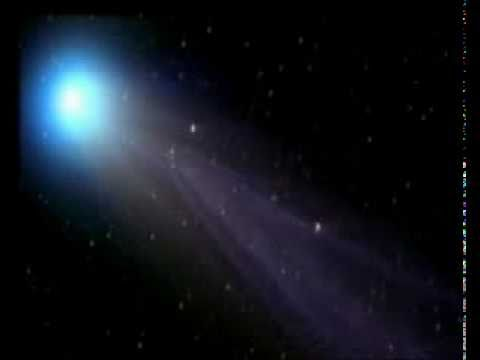 Poussières de comètes