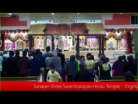 Shree Haricharitram Katha Day 03 - SSAUSM VA