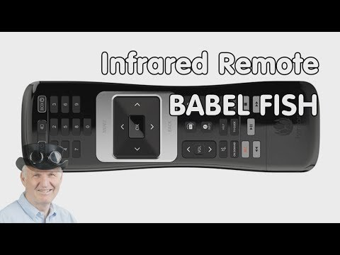 "Arduino Nano ""babel fish"" signal translator"