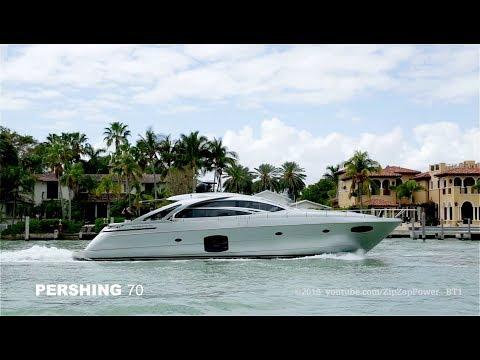 Tuesday At The Bridge / Miami Yacht Show Exodus