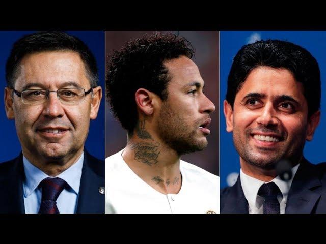 Barcelona News Round-up ft Neymar Jr Transfer Latest