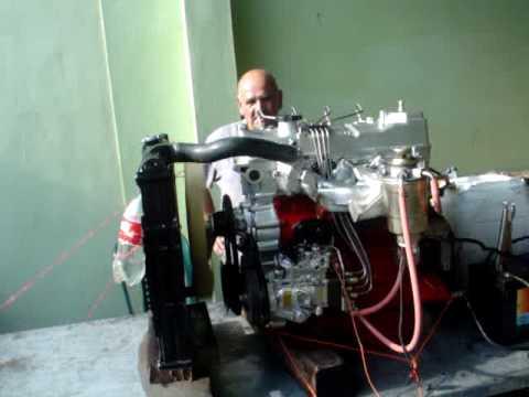 Conversion De Motores De Gasolina A Diesel Youtube