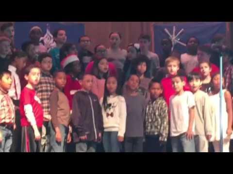 Julia F Callahan Holiday Concert 2015 Winter Waltz