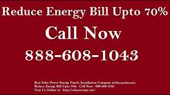 Best Solar Power (Energy Panels) Installation Company in Chester Massachusetts MA