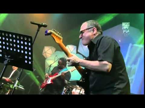 Tribute to George Duke Live at Java Jazz Festival 2014 - No Rhyme No Reason