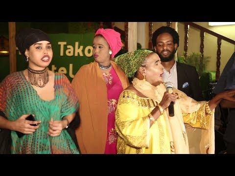 Maama Binti Cumar Gacal DJ Subeer good bye party Mogadishu