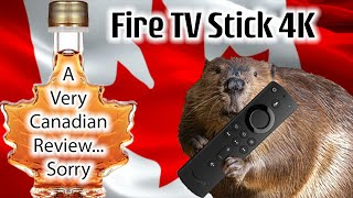 Amazon Fire TV Review Canada