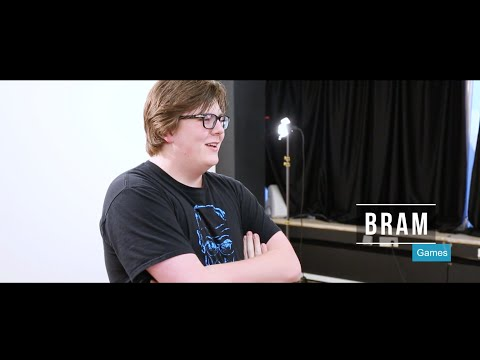 Bram talks about his experiences with the NHTV Games programme
