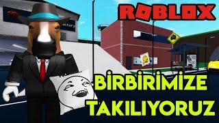 😈 Birbirimize Takılıyoruz 😈 | Untitled Meme Game | Roblox Türkçe