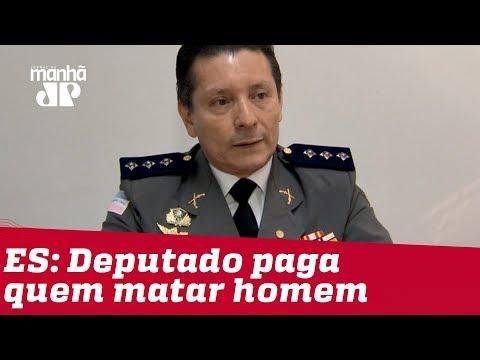 Deputado oferece R$ 10 mil a quem matar suspeito de assassinato; conduta será investigada