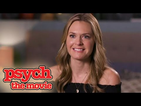 Psych: The Movie | Psych Cast Rapid Fire Q&A