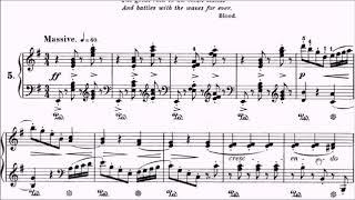 ABRSM Piano 2019-2020 Grade 4 B:1 B1 Carroll The Reef (In Southern Seas No.5) Sheet Music