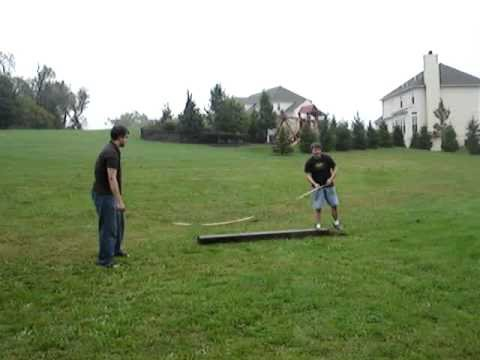 S and M Con Trollkin Caber Toss 7 Stubbs Measuring Throws