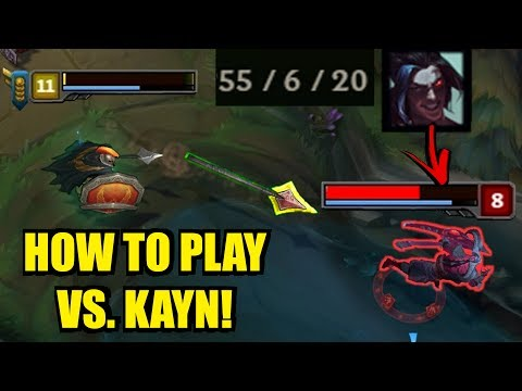 HOW TO PLAY vs. KAYN!! Full AD PANTHEON! 50 KILLS in 2 Games!! [ League of Legends ]
