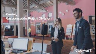 [GO Manager] Découvrez le profil de Xavier, Responsable Room Division au Club Med
