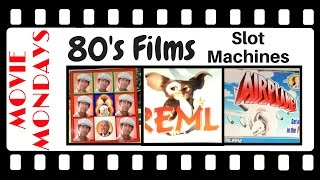 80's Films Slot Machines ✦MOVIE MONDAYS✦  Live Play at Cosmo, Las Vegas and Seneca, Niagara