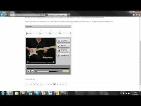 Gigajam Online Audio Player.wmv