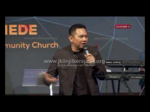 Unlimited Fire Conference - Rally Night 1 - Sidney Mohede 11 Juli 2017