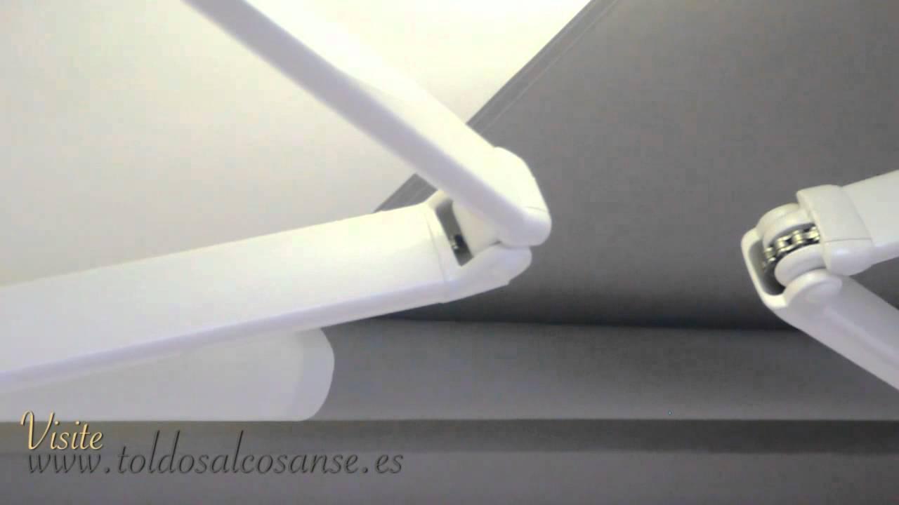 Precios toldos balcon toldos baratos en madrid youtube for Precio toldos balcon