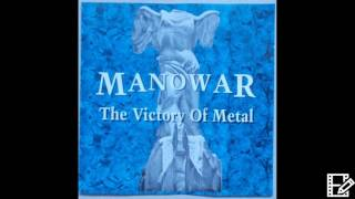 Manowar - Rhino Drum solo / Metal Warriors live in Italy 1992
