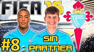 FIFA 16 Celta de Vigo Modo Carrera #8 | SIN PARTNER