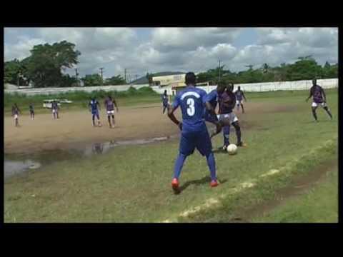 F FRANK FOOTBALL ACADEMY     VS   RESTE DU MONDEFC DE  EBOLOWA