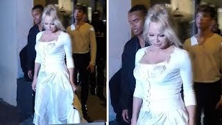 Pamela Anderson Still Commands An Audience Without Effort