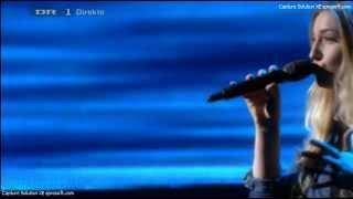 [X Factor DK] Amanda - Chimacum Rain (Live Show 2)