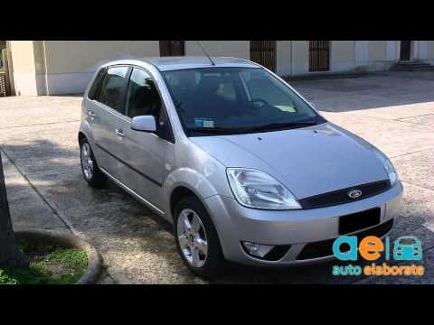Ford Fiesta 05 Tuning