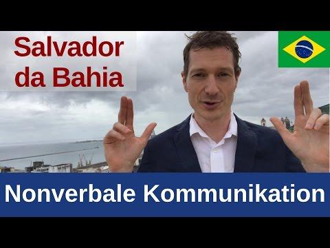 Nonverbale Kommunikation: Trick für Gestik und Mimik   Brasilien
