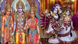 """""""Kabhi Ram Banke Kabhi Shyam Banke"""" - Lord Ram & Shyam Devotional Bhajan"""