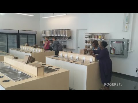 NU Grocery - a zero waste grocery store