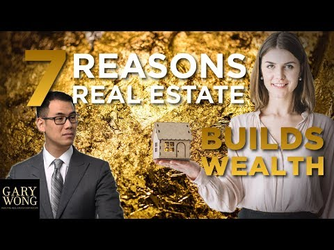 7 Reasons Why Real Estate Builds Wealth More Consistently Than Other Asset Classes