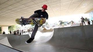 lowcard x unheard skate jam at wj skatepark