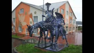 Город Никольск, улица Нагорная