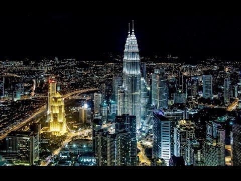 Beautiful Cities at NIGHT