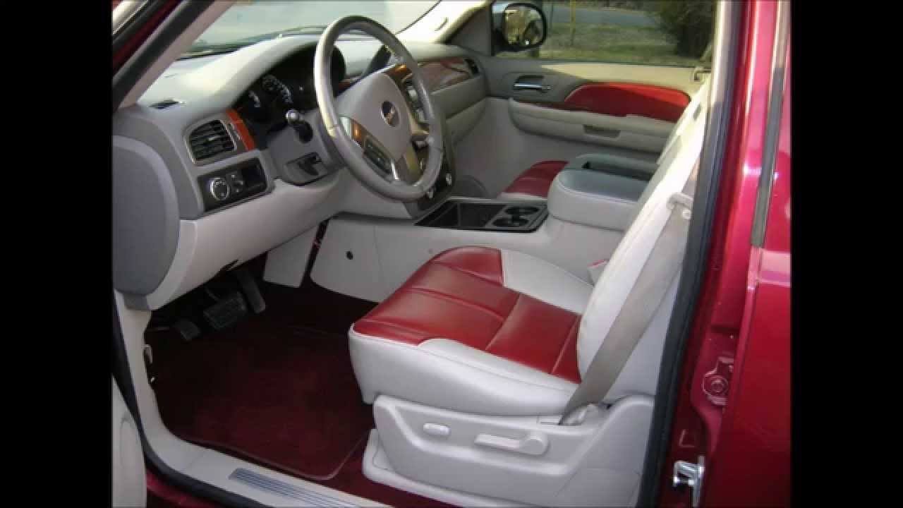 2007 Gmc Yukon Custom Interior By Matt At Ssinteriors