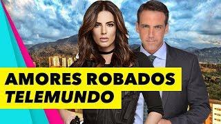 Gaby Espino, Carlos Ponce Protagonizan Amores Robados De Telemundo, Globo