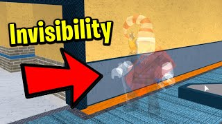 INVISIBILITY TROLLING IN ROBLOX MM2