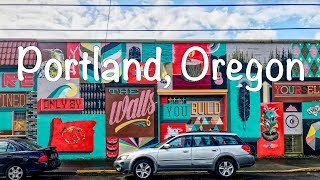 Portland Tiny House Airbnb And Food Tourism