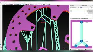 Supporting and Slicing Your File with Photocentric Studio - LC Pro Tough Resin 100um Part 1